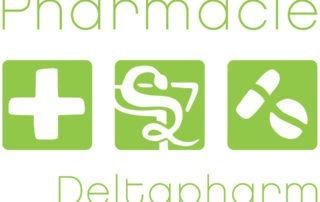 La pharmacie qui se trouve à Cité générations