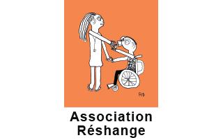 Association Réshange - Pour les personnes en situation de handicap