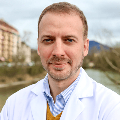 Rendez-vous en ligne avec Dr Mathieu Vanden Eynde
